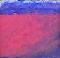 BENRATH Frédéric, 1930 - 2007 Contre-jour, 1988 acrylique sur carton, signé en bas à droite, titré et daté au dos sur le cachet de l'ar¬tiste. 30 x 30 cm.