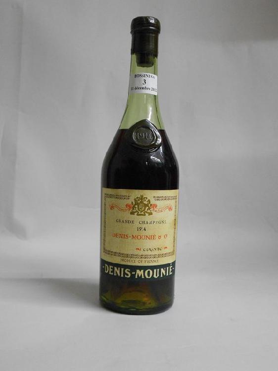 1 bouteille  COGNAC