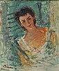 Oil on canvas by Dimitrij BEREA., Dimitrie Berea, Click for value