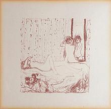 Pierre BONNARD - Deux nus, seconde illustration pour le frontispice...
