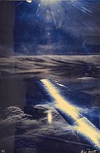 Olivier DASSAULT - Aile d'avion - photographie en couleurs sous...