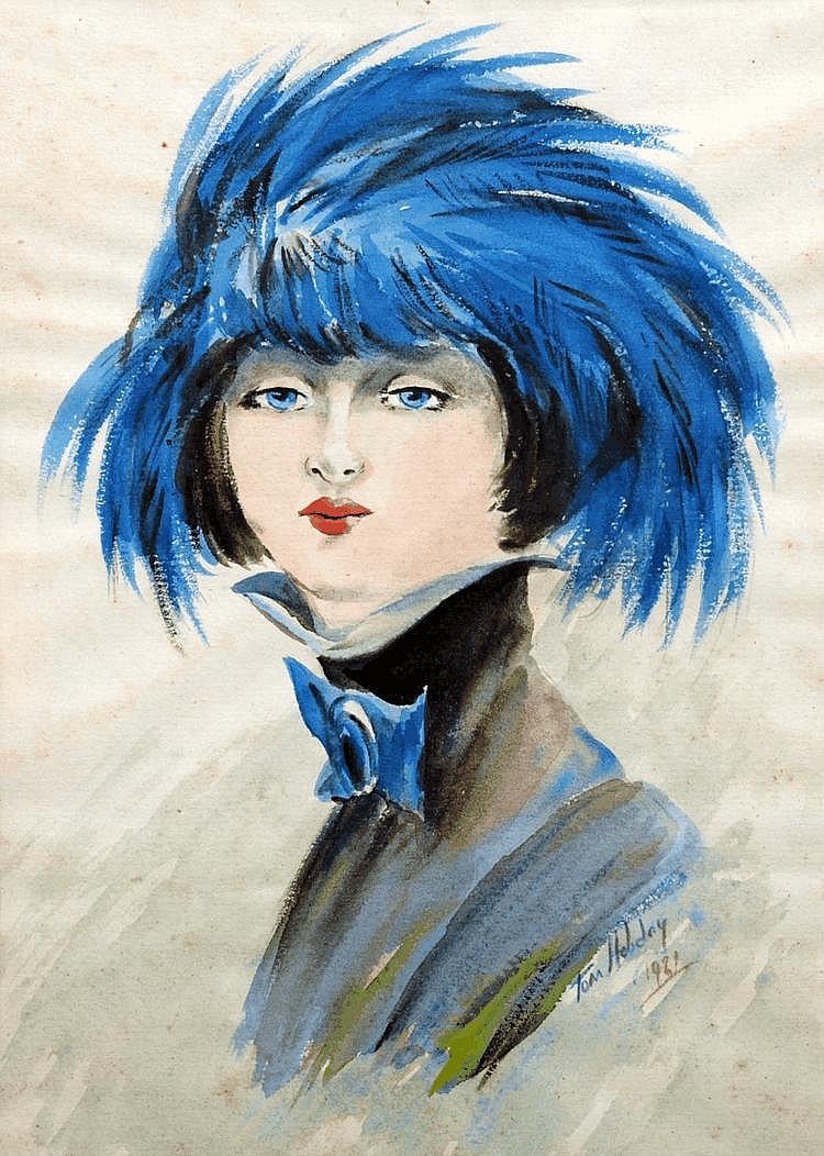 PEGARET ANTHONY (1915-2000) British Costume Design