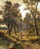 ABRAHAM HULK Junior (1851-1922) British Gomshall Avenue, Surrey Oil on canvas Signed 48 x 58 cm, framed, Abraham (1876) Hulk, £240