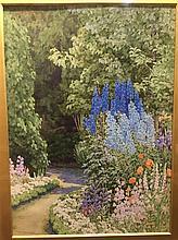 FRANCES DRUMMOND (flourished 1896-1925) British Fl