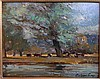 After EDWARD BRIAN SEAGO (1910-1974) British Suffolk Landscape Oil on board, Edward R.B.A, R.S.W.A Seago, £100