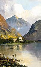 FRANCIS E JAMIESON (flourished 1910-1940) British, painting as W RICHARDS L