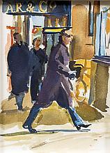 *AR SARAH MACLEAN (20th/21st century) British Movie-Goers, The Fulham Road