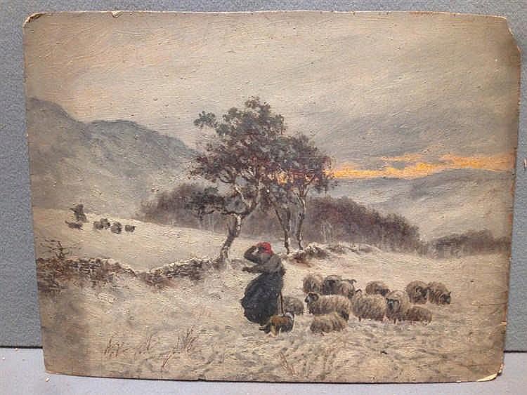 JOSEPH DIXON CLARK (1849-1944) British A quantity of landscape studies, mai