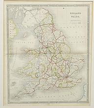 JOHN CRANE DOWER (1790-1847) British Railways Comp