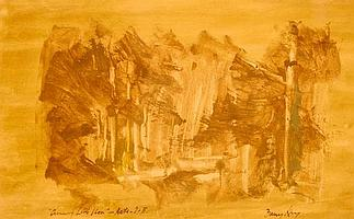 *AR BARRY KAY (1932 - 1985) British - Watercolour