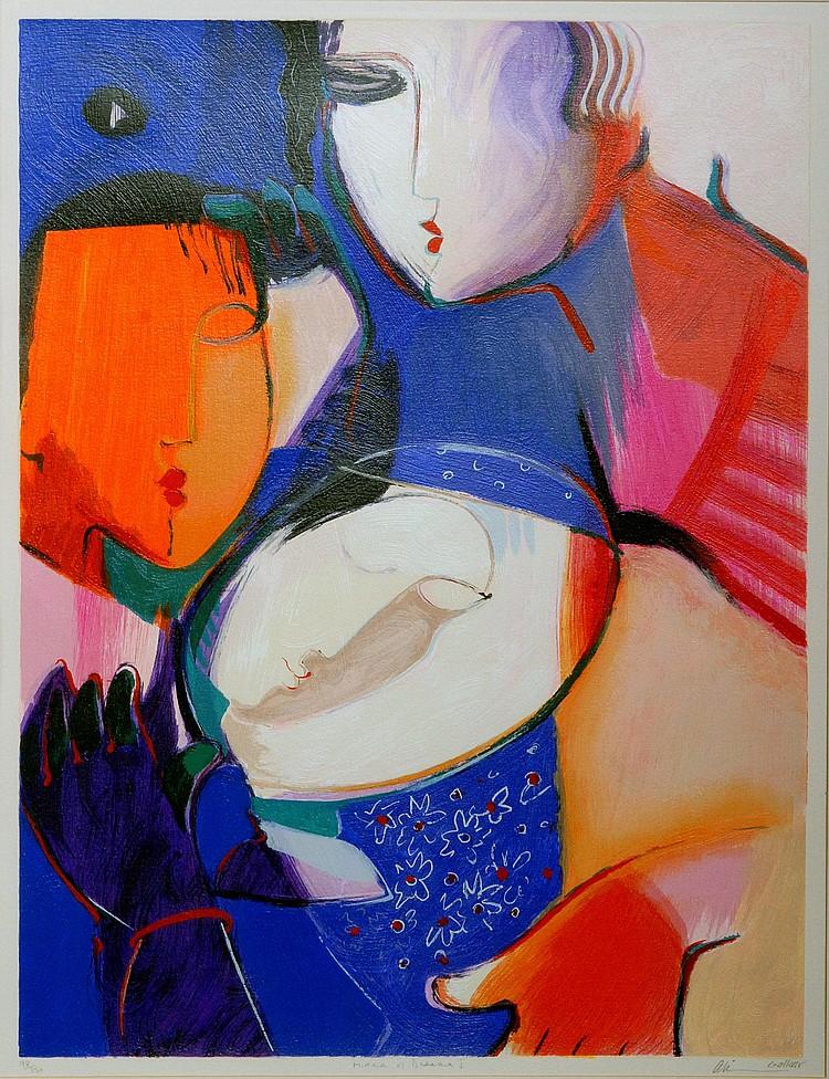 ALI GOLKAR (contemporary) Iranian Mirror of Dreams