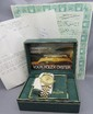Mens Rolex Oyster Watch Perpetual Date 1986 #L449473 Presented by Pontiac Motors Chevy-Pontiac Canadian Group Rolex 2-tone watch band w/ box & paperwork
