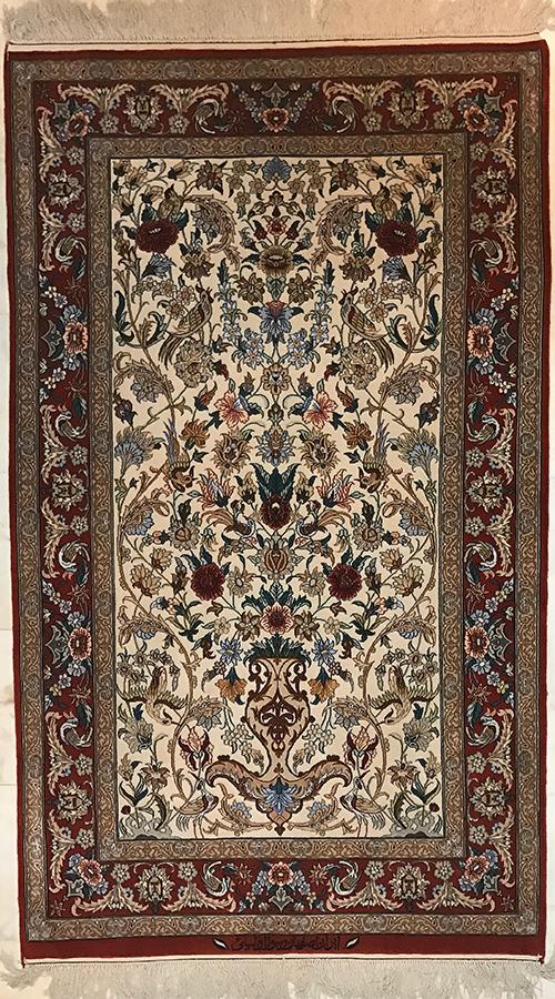 Persian Isfahn Rug