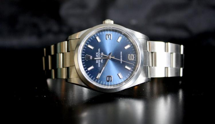 Rolex Air King Men's Watch