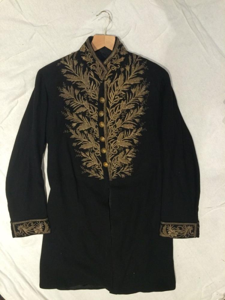 Shah Pahlavi Persian Iranian Royal Court Official Dress
