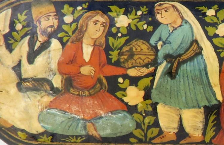 persian culture essay
