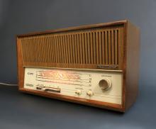 German Nordmende Rigoletto Multi-Band Tubed Radio