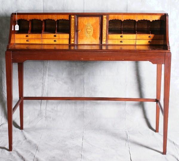 Fine Cherry Wood Desk