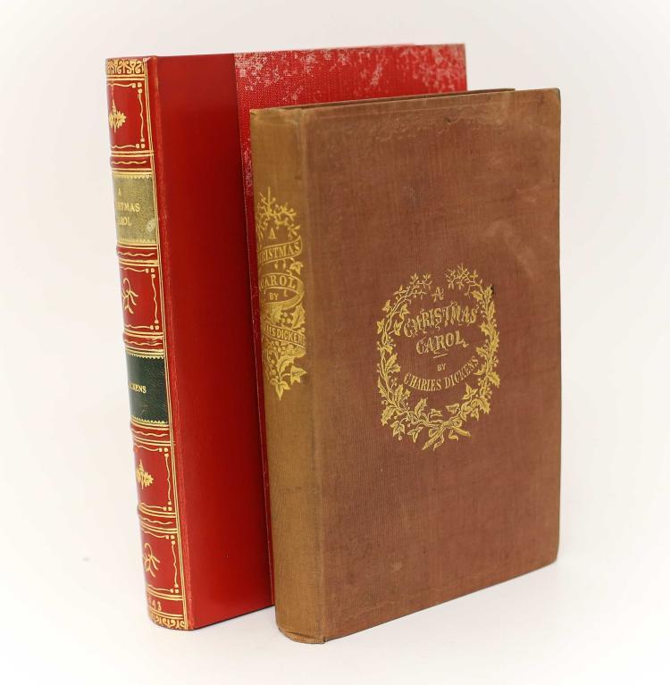 Dickens, Charles A Christmas Carol 1843 1st Edition