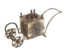 Sterling Silver Spice Box