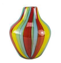 Mid-Century Art Glass Vase