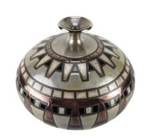 Modern Geometric Ceramic Vase