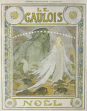 Alphonse Mucha (Czech, 1860-1939) Lithograph