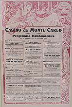 Alphonse Mucha (Czech, 1860-1939) Poster