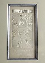 Alphonse Mucha (Czech, 1860-1939) Program Cover