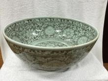 A Copper Red Porcelain Bowl