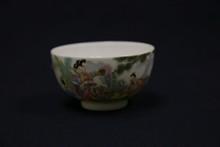 A famille rose porcelain bowl
