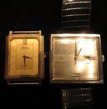 Two Seiko Men's Watches