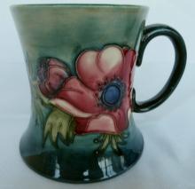 William Moorcroft Floral Mug