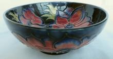 William Moorcroft Floral Bowl