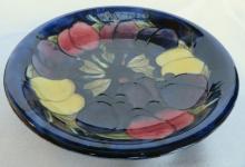 William Moorcroft Floral Dish