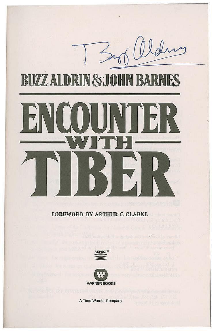 Autograph: Buzz Aldrin