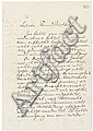 Richard Wagner: ALS in German, one page both,  Richard (1866), Click for value