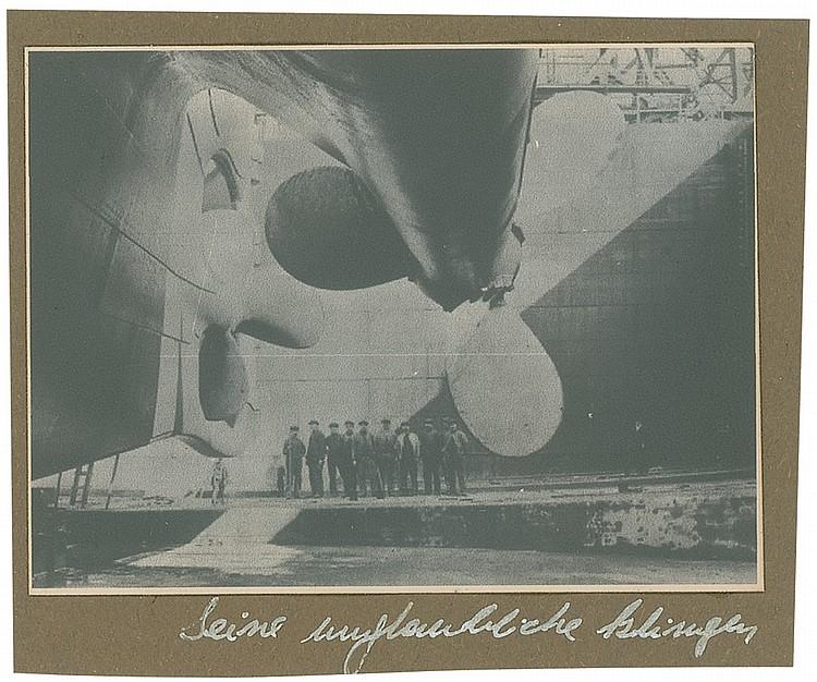 Titanic Propellor