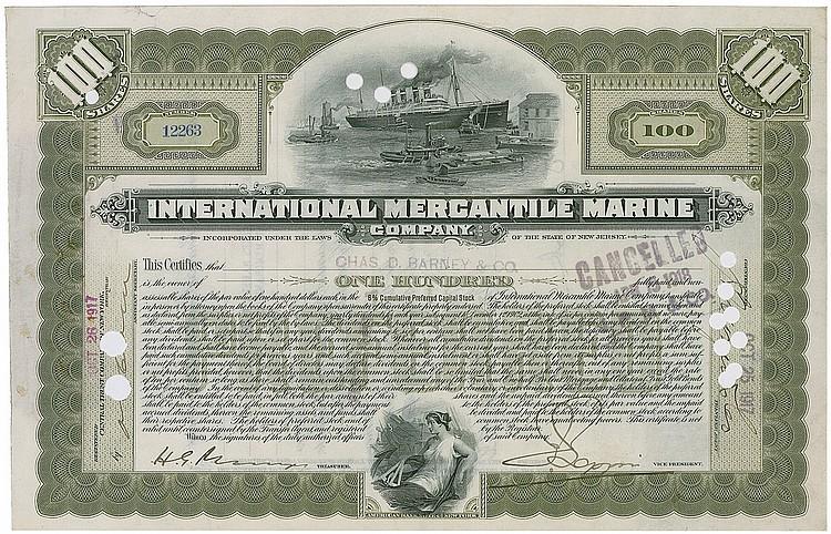 International Mercantile Marine Co.