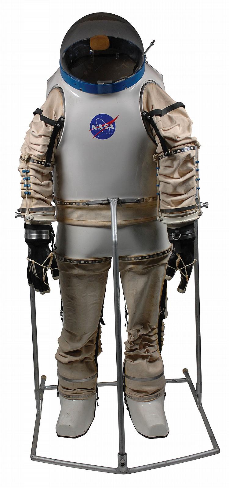 Spacesuit Application Studies Model