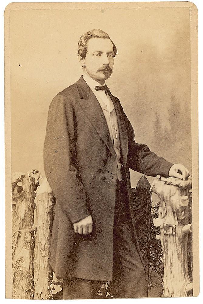 Autograph -  P. G. T. Beauregard
