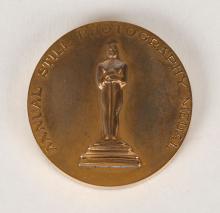 Academy Award 1947 Still Photography Medal