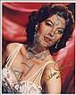 Autograph: Ava Gardner, Ava Gardner, Click for value