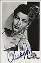 Autographs: Ava Gardner, Ava Gardner, Click for value
