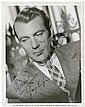 Autograph -  Gary Cooper,  Saul, Click for value