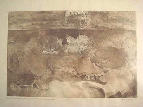DE BLIQUY, LEON PAUL (b1943 - ) THE SLENDERNESS OF