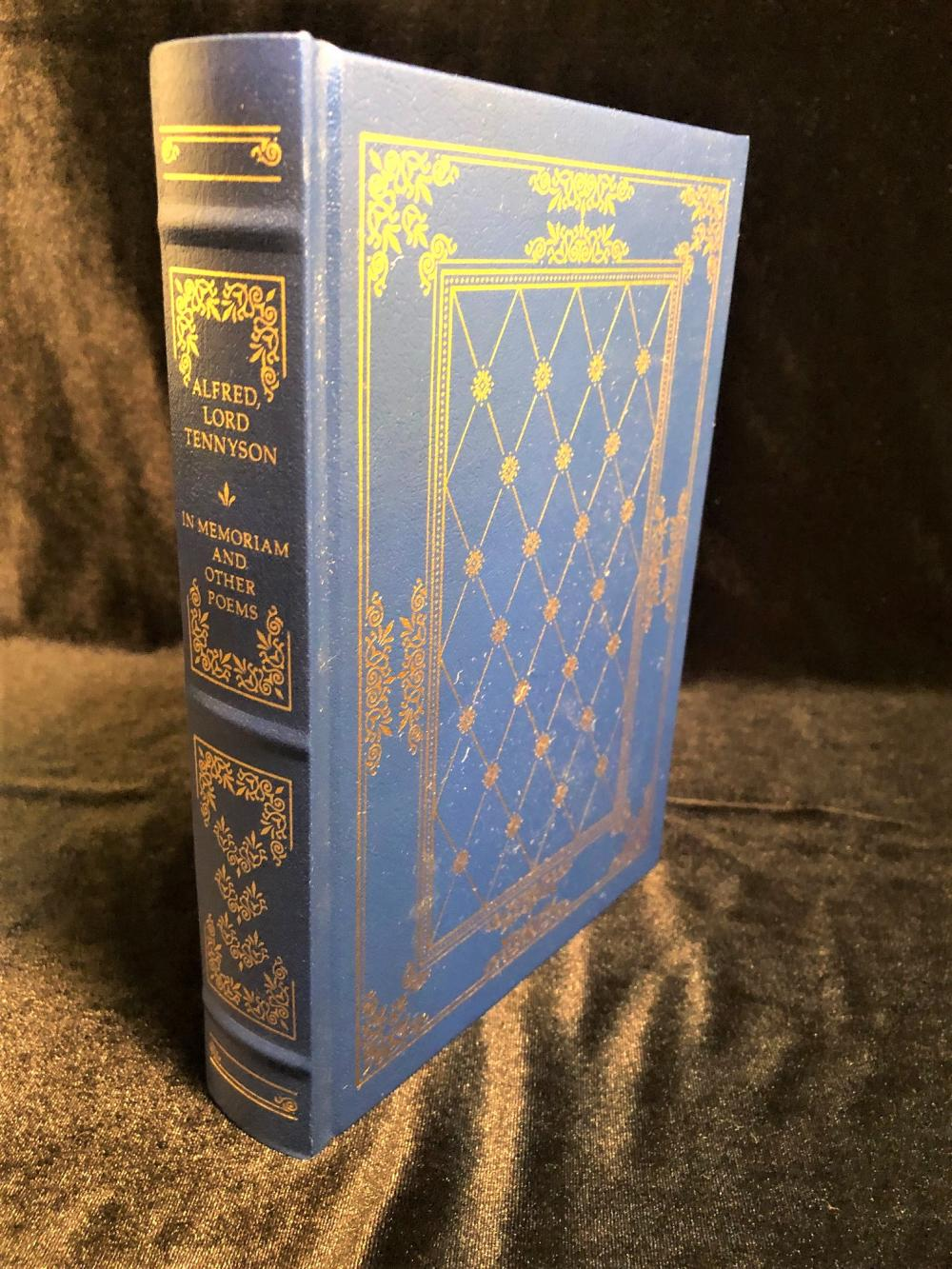 Lot - ALFRED LORD TENNYSON - IN MEMORIAM AND OTHER POEMS ...