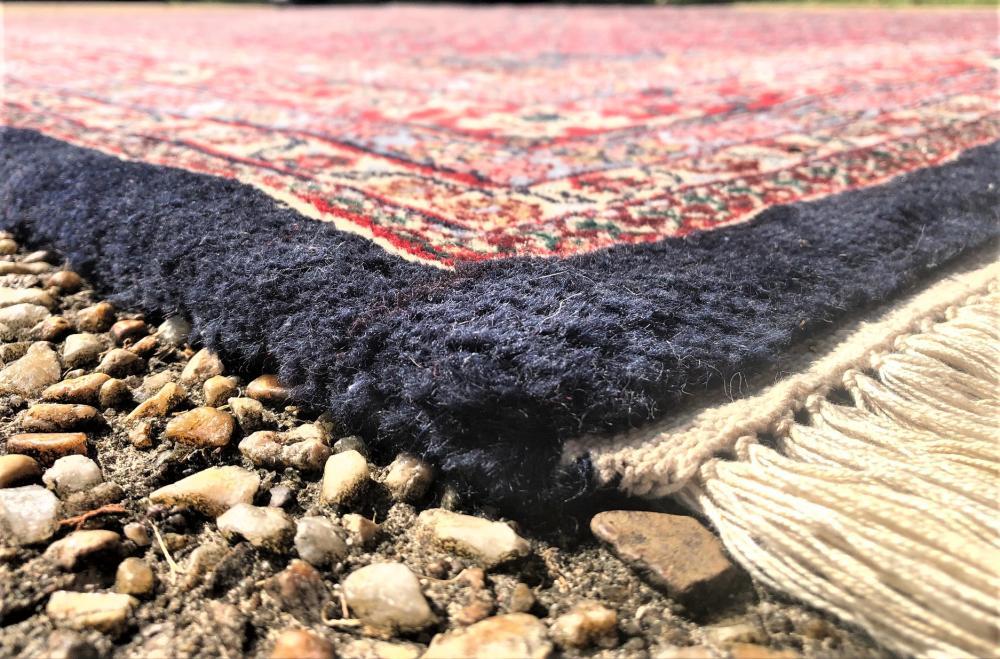 PERSIAN BIDJAR HAND KNOTTED RUG – 8.5 x 11.1