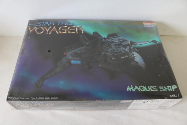 Star Trek Voyager Maguis Ship