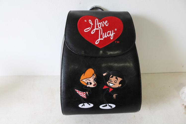 I Love Lucy Backpack